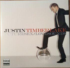 Justin Timberlake - Futuresex Lovesounds -  2006  R+B Pop Dance - Sealed  2LP