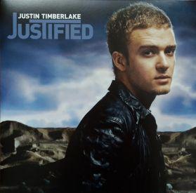 Justin Timberlake - Justified -  2002 Hip Hop - Pop R+B - Sealed  2LP