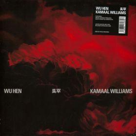 Kamaal Williams – Wu Hen - 2020 Future Jazz -   Ltd Red Vinyl LP -   3000 Copies
