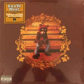 Kanye West - College Dropout - 2004 Classic Modern Hip Hop - Sealed  2LP