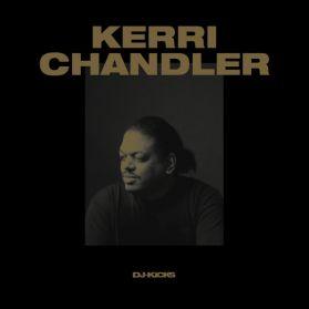 Kerri Chandler – DJ-Kicks - 2017 Jazz Soul Funk Boogie - Sealed  2LP