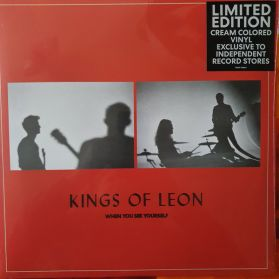 Kings Of Leon – When You See Yourself - 2021 Southern Rock - Cream Colored Vinyl   - 2LP + Booklet
