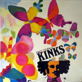 Kinks - Face To Face - 50th Anniversary - 1966 British Invasion Rock - Analog 180 Grm LP
