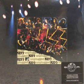 Kiss - Unplugged - 1996 Acoustic Hard Rock  Audiophile - Sealed 180 Grm 2LP + Poster