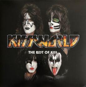 Kiss – Kissworld: The Best Of Kiss - 1976-2012  Hard Rock Glam Metal - Sealed 2LP