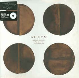 Kronos Quartet - Plays Music By Bryce Dessner - Aheym - 2013 The National - Classical - Sealed 2LP