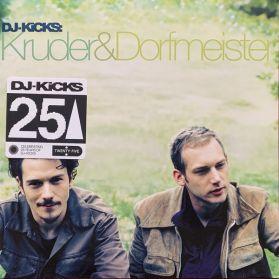 Kruder & Dorfmeister – DJ-Kicks - 1996 Downtempo Electronic - Sealed 2LP