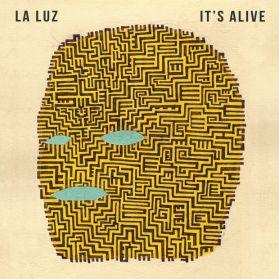 La Luz - It's Alive - 2013 Indie Rock Surf Rock LP