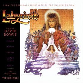 David Bowie - Trevor Jones – Labyrinth (From The Original Soundtrack) 1986 - Sealed LP
