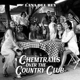Lana Del Rey – Chemtrails Over The Country Club - 2021 Alt Pop Art Rock - Yellow Vinyl - LP