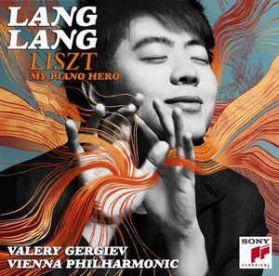 Lang Lang - Liszt My Piano Hero - 2011 Valery Gergiev -Vienna Phil - Classical 180 Grm 2LP