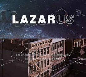 Lazarus – Original New York Cast, David Bowie, Enda Walsh - 2016 Soundtrack - 180 Grm 3LP