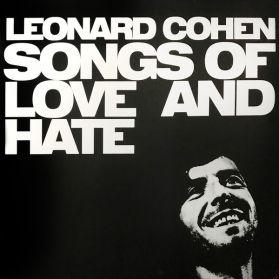 Leonard Cohen - Songs Of Love And Hate - 1970 Ageless Jewel - Folk Rock - Sealed 180 Grm LP