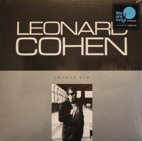 Leonard Cohen – I'm Your Man - 1988  Definitive Folk Rock - Sealed  180 Grm LP