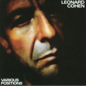 Leonard Cohen – Various Positions - 1984 Canadian Folk Rock - Sealed 180 Grm LP