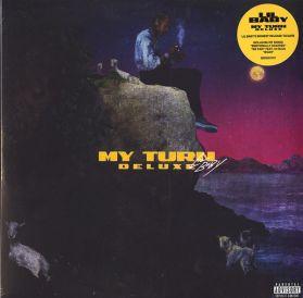 Lil Baby – My Turn - 2020 Hip-Hop -Black Ice Vinyl - 3LP
