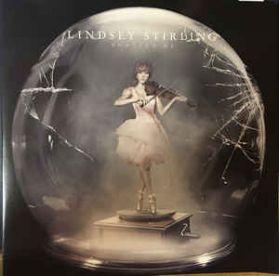 Lindsey Stirling – Shatter Me - 2014 Electronic Modern Classical - Black Vinyl Sealed 2LP