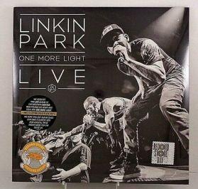 Linkin Park – One More Light Live - 2017 RSD Alt Modern Rock - Numbered Gold Black Vinyl - Sealed 2LP