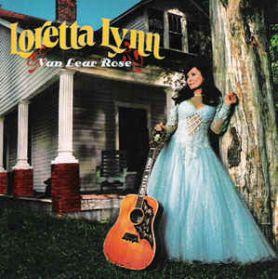 Loretta Lynn - Van Lear Rose - Jack White - 2004 Country 180 Grm LP