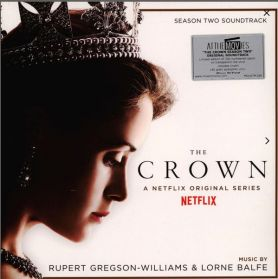 The Crown: Season Two (Soundtrack From The Netflix Original Series) Rupert Gregson-Williams, Lorne Balfe 2017 Soundtrack – Numbered - Red Vinyl  - 180 Grm - 2LP