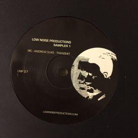 Low Noise Productions - Sampler 1 - Canada Acid Minimal Techno - Red Vinyl 4 Trk 12 EP