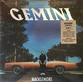 Macklemore – Gemini - 2017 Hip Hop - Sealed 180 Grm 2lp