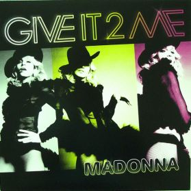 Madonna - Give It 2 Me - Fedde Le Grand - Oakenfold - Pete Tong - Electro Pop Dance - Sealed 2x12 EP