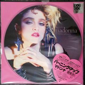 Madonna – The First Album - 1983 RSD Dance Pop - Pic Disc LP