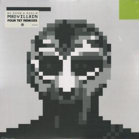 Madvillain – Four Tet Remixes - 2005 RSD Downtempo Hip Hop - Sealed  180 Grm LP