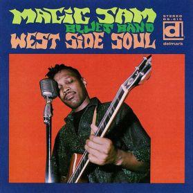Magic Sam Blues Band - West Side Soul - 1967 Chicago Blues - Sealed LP