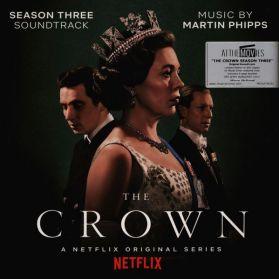 The Crown (Season Three Soundtrack)  Martin Phipps –  - 2019 Soundtrack - Limited Edition - Silver Vinyl - 180 Grm - LP