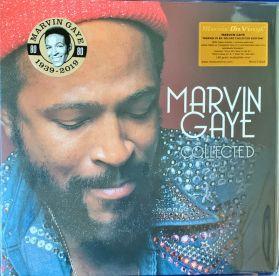 Marvin Gaye – Collected - 1962-1985  Soul Funk Compilation-  Audiophile  Red and Blue Vinyl - Sealed  180 Grm 2LP + 2 Postcards