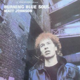 Matt Johnson – Burning Blue Soul - 1984 New Wave - Sealed Original LP