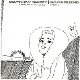 Matthew Sweet - Goodfriend - 1992 RSD Top Alt Rock Live and Demos  - Sealed 180 Grm 2LP
