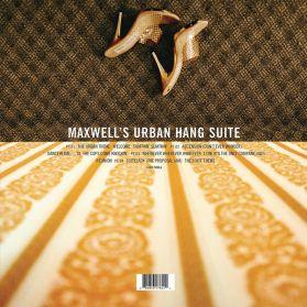 Maxwell - Maxwell's Urban Hang Suite - Ascension - 1996 Modern Soul - Ltd Gold Vinyl Sealed  2LP