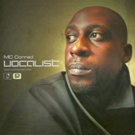 MC Conrad – Vocalist 01 - 2000 D + B Jungle Electronic Compilation - Original 180 Grm 2LP
