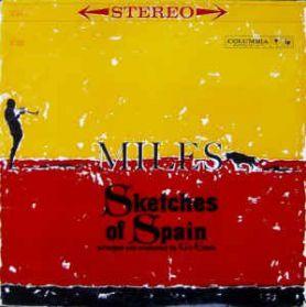 Miles Davis - Sketches Of Spain - 1960 Jazz Stereo - Sealed 180 Grm LP