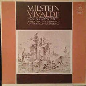 Vivaldi - Milstein - Four Concerti - 1962 Classical Mono LP