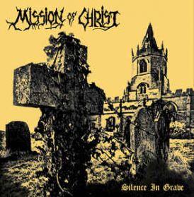"Mission Of Christ – Silence In Grave + Realms Of Evil - 1987 Thrash Punk Metal 180 Grm LP + Flexi 4 Trk 7"" EP"