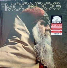 Moondog –  Moondog - 1969 RSD Jazz  Psych Prog Classical - White Vinyl SEaled  LP