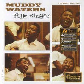 Muddy Waters - Folk Singer -  1964 Chicago Blues - Analogue Prod Audiophile - Sealed 200 Grm LP