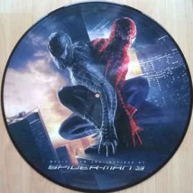 Music From And Inspired By Spider-Man 3 - 2007 Soundtrack - Pic Disc 2LP - 1000 Copies