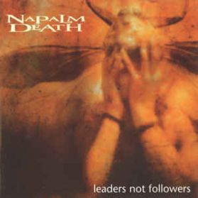 "Napalm Death - Leaders Not Followers - Punk RSD Red Vinyl 6 Trk 10"" EP + Insert"
