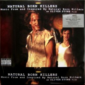 Natural Born Killers -  Music From And Inspired By Natural Born Killers  -   An Oliver Stone Film - 1994 Soundtrack - Black Vinyl - Sealed 180 Grm 2LP