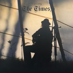 Neil Young – The Times - 2020 Folk Rock -  EP LP
