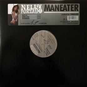 Nelly Furtado - Maneater - 2006 Pop R+B 6 Trk 12 EP