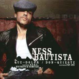 Ness Bautista - Que Dolor ft. N.O.R.E - Don Quixote ft. Fat Joe -2005 Reggaeton 5 Trk 12 EP
