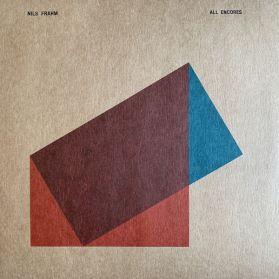 Nils Frahm – All Encores - 2019 Ambient IDM Experimental  Contemporary Minimal - Black Vinyl - Sealed 3LP