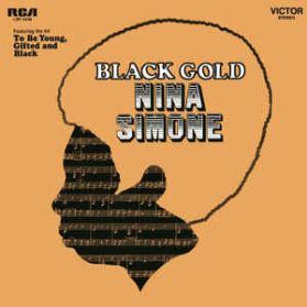 Nina Simone - Black Gold - Live Jazz Blues Folk - 180 Grm LP