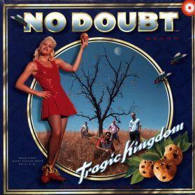 No Doubt - Tragic Kingdom - 1996 Alt  Pop Rock Ska Punk - Orange Vinyl - Sealed LP